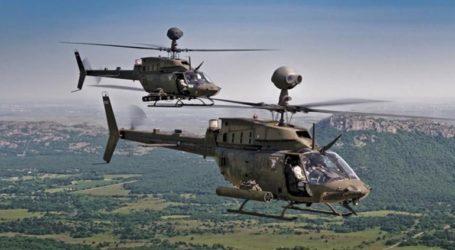 Στο λιμάνι του Βόλου τα νέα επιθετικά ελικόπτερα των Ενόπλων Δυνάμεων, Kiowa Warrior