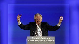 Πέθανε σε ηλικία 89 ετών ο πρώην πρωθυπουργός Μπομπ Χοκ