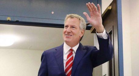 Ο δήμαρχος της Νέας Υόρκης ανακοινώvει σήμερα την υποψηφιότητά του για το χρίσμα των Δημοκρατικών