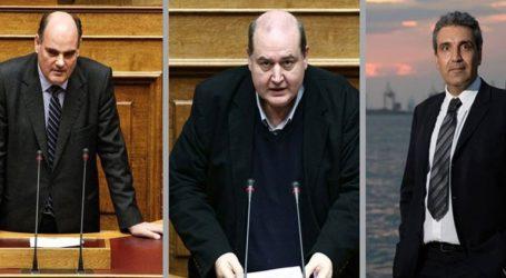 Απέρριψε η Ολομέλεια τα αιτήματα άρσης ασυλίας των βουλευτών Ν. Φίλη, Θ. Φορτσάκη και Α. Φωκά