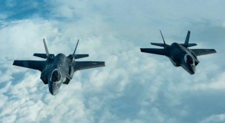 Συνεχίζουμε να εκπαιδεύουμε Τούρκους πιλότους για τα F-35