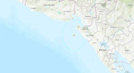 Σεισμική δόνηση 5,8R στο Ελ Σαλβαδόρ