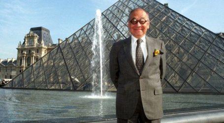 Πέθανε σε ηλικία 102 ετών ο αρχιτέκτονας της γυάλινης πυραμίδας του Λούβρου