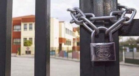 Κλειστά και σήμερα τα σχολεία στην Ανδραβίδα