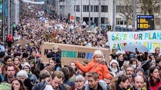 Διαδηλώσεις για την κλιματική αλλαγή