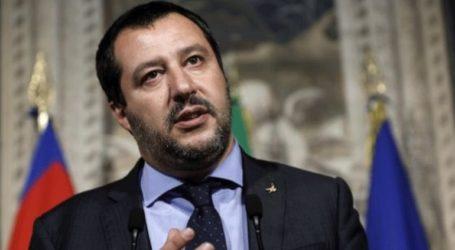 Ο Σαλβίνι ελπίζει σε «χαλάρωση» των δημοσιονομικών κανόνων μετά τις ευρωεκλογές