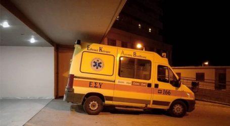 Στο νοσοκομείο Κορίνθου πέντε μαθητές λόγω αναπνευστικών προβλημάτων