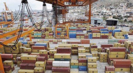 Αύξηση κατά 53,73% παρουσίασαν οι ελληνικές εξαγωγές προς την Αίγυπτο το 2018