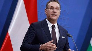 Αυστρία: Παραιτήθηκε ο αντικαγκελάριος Στράχε