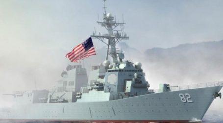 Αμερικανικό πολεμικό έπλευσε κοντά σε περιοχή που διεκδικεί η Κίνα