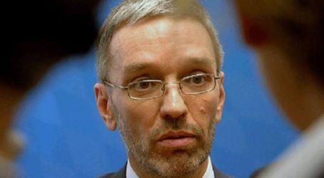 Απέπεμψε τον υπουργό Εσωτερικών ο Κουρτς