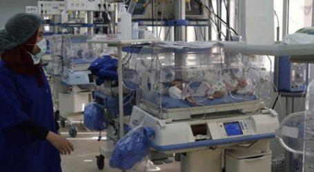 Για πρώτη φορά στα χρονικά της χώρας, μια γυναίκα γέννησε εξάδυμα