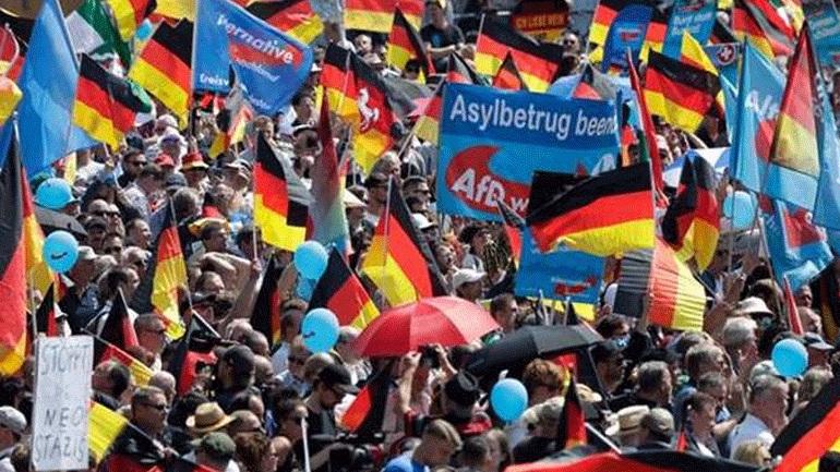 Γερμανία: Η ακροδεξιά AfD ματαίωσε την «εκλογική βραδιά