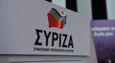 «Από τα έδρανα της αντιπολίτευσης ο κ. Μητσοτάκης, δεν θα μπορεί να καταργήσει τίποτα»
