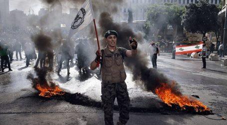 Απόστρατοι διαδήλωσαν στη Βηρυτό κατά της περικοπής των συντάξεών τους
