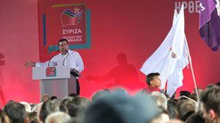 «Η ψήφος στις ευρωεκλογές είναι ψήφος εμπιστοσύνης στα μέτρα ελάφρυνσης»