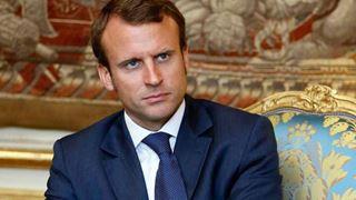 Ο πρόεδρος Μακρόν τονίζει τη σημασία των γαλλογερμανικών σχέσεων