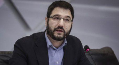 Για «σεξιστικό κατήφορο» καταγγέλλει τον πρόεδρο της ΝΔ ο Ν. Ηλιόπουλος