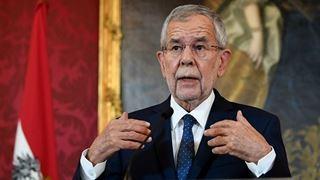 Διάγγελμα του ομοσπονδιακού Προέδρου της Αυστρίας: «Θα τα καταφέρουμε»