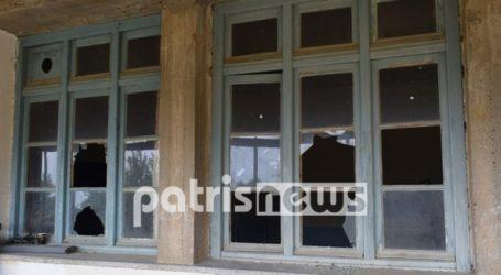 Άγνωστοι προκάλεσαν φθορές στο σχολείο της τοπικής κοινότητα Κολιρίου