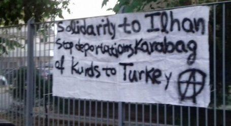 Παρέμβαση αντιεξουσιαστών στο προξενείο της Βουλγαρίας στη Θεσσαλονίκη