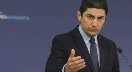 «Η Νέα Δημοκρατία περιμένει να πάρει ένα ισχυρό μήνυμα από την ελληνική κοινωνία»