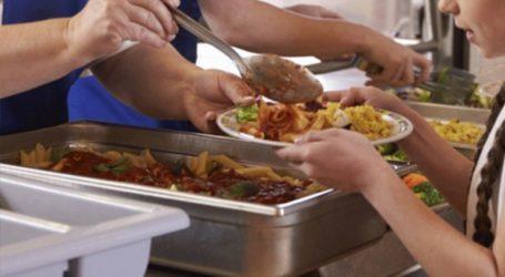 Την παροχή 1.550 ημερήσιων σχολικών γευμάτων εξασφάλισε ο δήμος