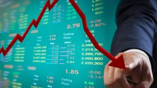 Πάνω από το 1% η πτώση στη Wall Street