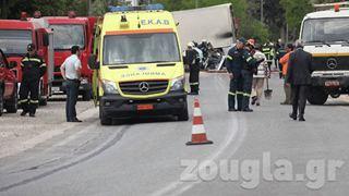 Ταυτοποιήθηκαν δύο οδηγοί για τροχαία δυστυχήματα με εγκατάλειψη