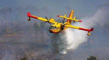 Αποστολή πυροσβεστικών αεροσκαφών από την Ελλάδα στο Ισραήλ για δασικές πυρκαγιές