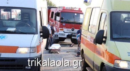 Σοβαρό τροχαίο ατύχημα με 16χρονο