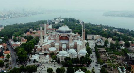 Η Κωνσταντινούπολη όπως τη βλέπουν οι αετοί