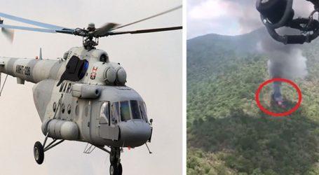Μεξικό: Συνετρίβη στρατιωτικό ελικόπτερο – Πέντε νεκροί