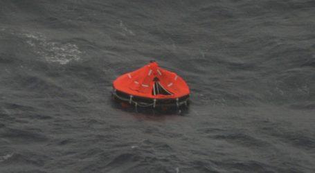 Τέσσερις ναυτικοί αγνοούνται ύστερα από ναυάγιο φορτηγού πλοίου