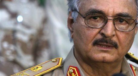 Ο στρατάρχης Χαλίφα Χάφταρ κατηγορεί τον ειδικό απεσταλμένο του ΟΗΕ ότι μεροληπτεί