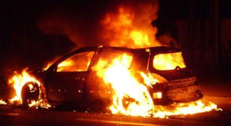 Εμπρησμοί τεσσάρων αυτοκινήτων και μιας μoτοσικλέτας τα ξημερώματα