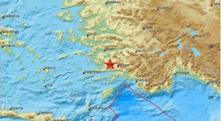 Σεισμική δόνηση 4R στη δυτική Τουρκία