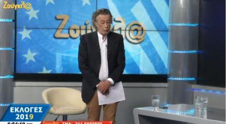 Παρακολουθήστε LIVE τη βραδιά των εκλογών από την τηλεόραση της Ζούγκλας