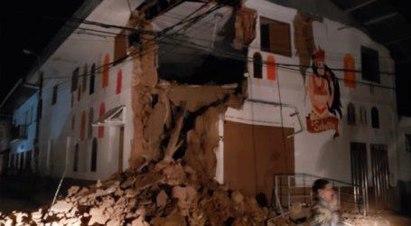 Τουλάχιστον ένας νεκρός και 11 τραυματίες από τον ισχυρό σεισμό που έπληξε το βόρειο Περού