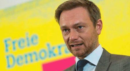 Αρχηγός FDP: «Είμαστε ένας μικρός νικητής»