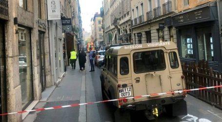 Συνελήφθη ένας ύποπτος για την έκρηξη παγιδευμένου δέματος στη Λυόν