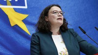 Προβληματισμός στο SPD για τα χαμηλά ποσοστά στις ευρωεκλογές