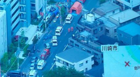 Τουλάχιστον 16 τραυματίες από επίθεση με μαχαίρι στο Καβασάκι
