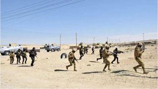 Στρατός και τζιχαντιστές διαπράττουν «εγκλήματα πολέμου» στην επαρχία του Βόρειου Σινά