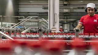 Eπένδυση στο Κέντρο Διανομής της Coca-Cola Τρία Έψιλον στη Θεσσαλονίκη