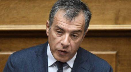 Παραιτείται ο Στ. Θεοδωράκης από το Ποτάμι
