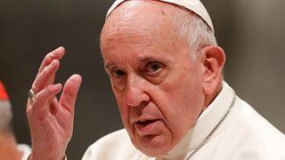 Πρόθυμος να πει στον Τραμπ ότι είναι λάθος να υψώνει τείχη στα σύνορα με το Μεξικό δηλώνει ο πάπας Φραγκίσκος