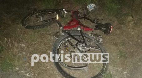 Αυτοκίνητο παρέσυρε και σκότωσε ανήλικο ποδηλάτη