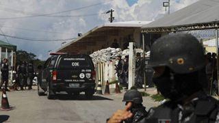 Σε φυλακές υψίστης ασφαλείας θα μεταχθούν οι επικεφαλής των συμμοριών για τις δολοφονίες 57 κρατουμένων