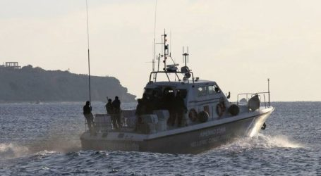 Διάσωση και περισυλλογή 60 μεταναστών σε θαλάσσια περιοχή της Σάμου